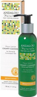 Meyer Lemon Creamy Cleanser Personal Care Andalou Naturals  (10030537667)