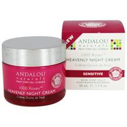Sensitive Night Creme Personal Care Andalou Naturals  (10030541955)