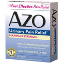 Azo Urinary Pain Relief Max Strength Supplements i-Health  (10031125763)