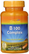 B 100 Complex, Time Release Supplements Thompson Nutritional Products