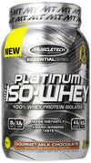 Platinum 100% Iso-Whey Sports Nutrition Muscletech