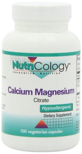 Calcium Magnesium Citrate Supplements Nutricology  (10031559619)