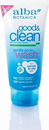 Good & Clean Gentle Acne Wash Personal Care Alba Botanica  (10030505027)