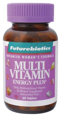Energy Plus Multivitamin for Women Vitamins & Minerals/MultiVitamins/Women's MultiVitamins Futurebiotics  (10030949571)