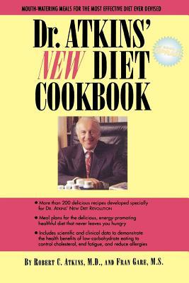 Dr. Atkins New Diet Cookbook Supplements Atkins  (10030561219)