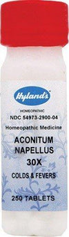Aconitum Nap 30x Health & Wellness Hylands  (10031114243)