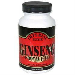 Ginseng and Royal Jelly Supplements Imperial Elixir  (10031127363)