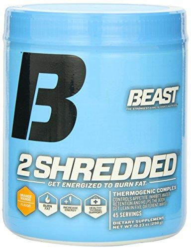 2 Shredded Weight Loss Beast Sports Nutrition  (10028782659)