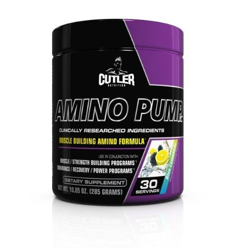 Amino Pump Sports Nutrition/Nitric Oxide Boosters Cutler Nutrition  (10028943939)