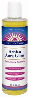 Arnica Aura Glow Supplements Heritage Products
