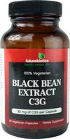 Black Bean Extract C3G Supplements Futurebiotics