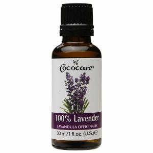 100% Natural Lavender Oil Supplements Cococare  (10030707267)