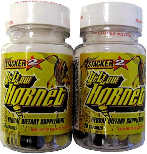Yellow Hornet Ephedra Free Supplements NVE  (10031574403)