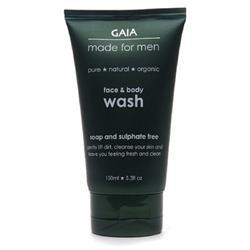 Made for Men Face Face & Body Wash Personal Care/Mens Body Care Gaia  (10030957379)
