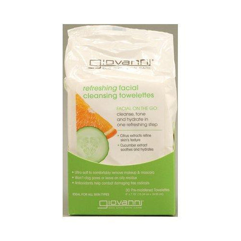 Refreshing Facial Cleansing Towels