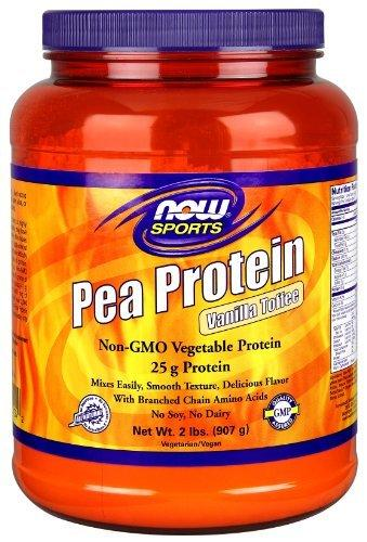 Pea Protein Protein Now Foods  (10030326339)