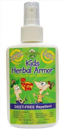 Phineas & Ferb Kids Herbal Armor Insect Repellent Spray Health & Wellness All Terrain  (10030512963)