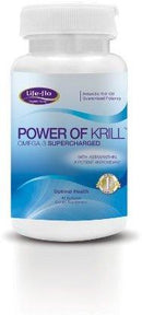 Power of Krill Health & Wellness/Healthy Fats/Fish Oil Life Flo Products  (10031236995)