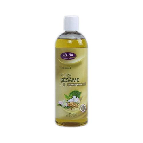 Pure Sesame Oil Health & Wellness Life Flo Products  (10031242691)