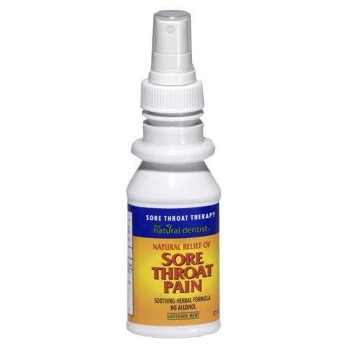 Sore Throat Spray Personal Care Natural Dentist  (10030100995)