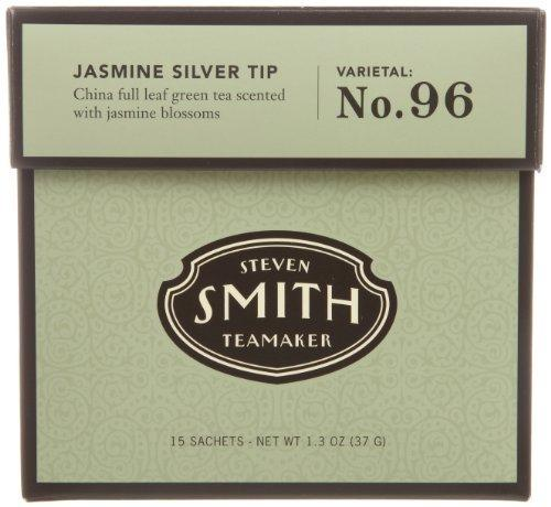 Jasmine Silver Tip Green Tea Number 96 Vitamins & Minerals Smith TeaMaker  (10031771203)