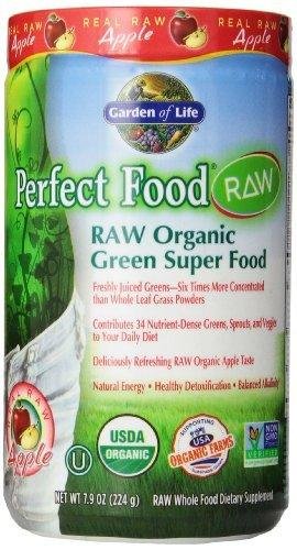Perfect Food RAW - Real Raw Organic Apple Powder Supplements Garden of Life  (10030966851)