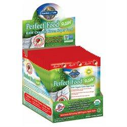 Perfect Food RAW - Real Raw Organic Apple Supplements Garden of Life  (10030966979)