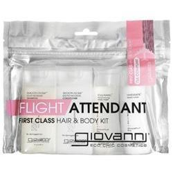 Travel Flight Attendant Hair & Body Kit Personal Care Giovanni Organic Cosmetics  (10030986563)