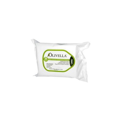 Daily Facial Cleansing Tissues Supplements Olivella  (10031579779)