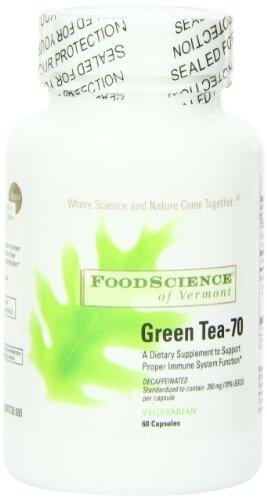 Green Tea-70 Supplements Foodscience Labs  (10030932547)