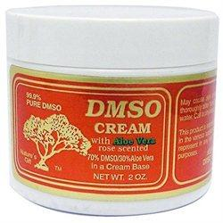 70% DMSO Rose Cream Personal Care DMSO  (10028983043)