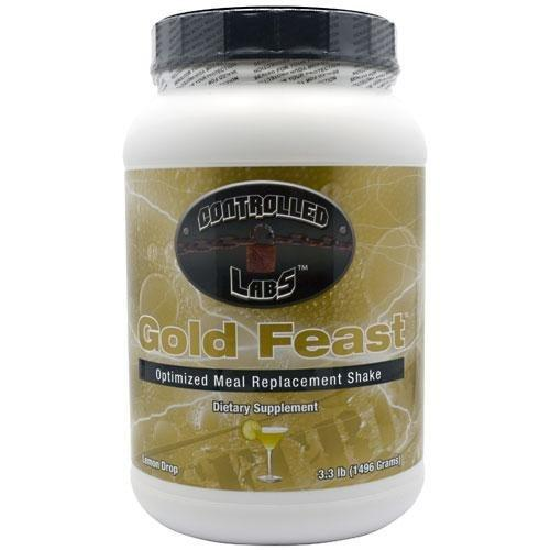 Gold Feast - Clearance Clearance/Clearance & Closeouts! Controlled Labs  (10028937091)