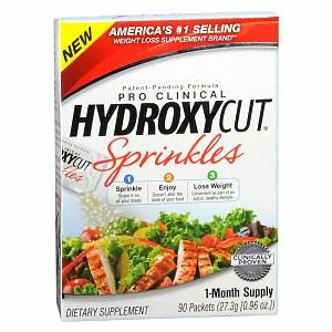 Hydroxycut Sprinkles Weight Loss Hydroxycut (Muscletech)  (10031108355)