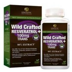 Wild Crafted Resveratrol Health & Wellness/Remedies/Anti-Aging Genceutic Naturals  (10030973571)