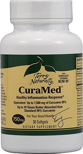 CuraMed 750mg Supplements EuroPharma (Terry Naturally)  (10030875331)