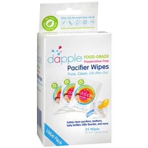 Pacifier Wipes Supplements Dapple  (10028953987)