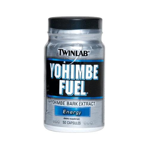 Yohimbe Fuel Health & Wellness/Sexual Health Twinlab  (10031905091)