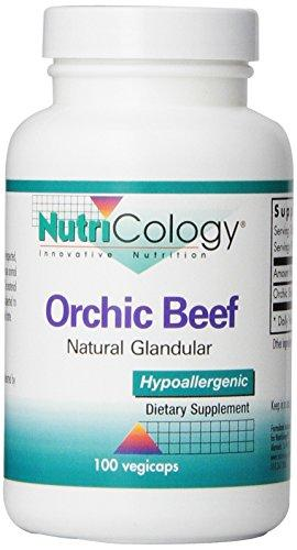 Orchic Beef Natural Glandular Supplements Nutricology  (10031568707)