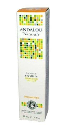 Luminous Eye Serum Personal Care Andalou Naturals  (10030538755)