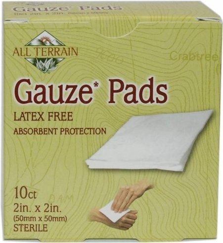 Gauze Pads Personal Care All Terrain  (10030509955)