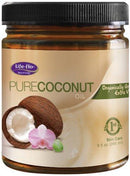 Pure Coconut Oil Health & Wellness Life Flo Products  (10031243651)