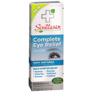 Complete Eye Relief Supplements Similasan  (10031762627)