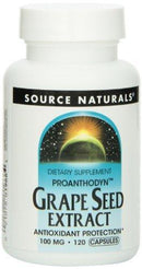 Grape Seed Extract, Proanthodyn Supplements Source Naturals  (10031800643)