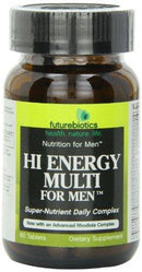 Hi Energy Multi for Men Supplements Futurebiotics  (10030951811)