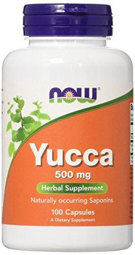 Yucca Root 500 mg Supplements Now Foods  (10031517699)