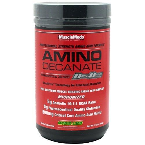 Amino Decanate Supplements MuscleMeds  (10030038211)
