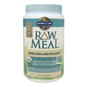 RAW Meal Protein/Meal Replacements Garden of Life  (10030963907)