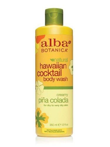 Hawaiian Cocktail Body Wash Personal Care Alba Botanica  (10028672003)