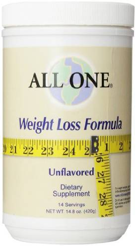 Weight Loss Formula Supplements All One Nutritech  (10028676803)