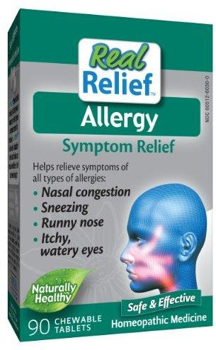 Allergy Relief Supplements Homeolab USA  (10031095363)